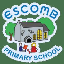 Escomb Primary School logo